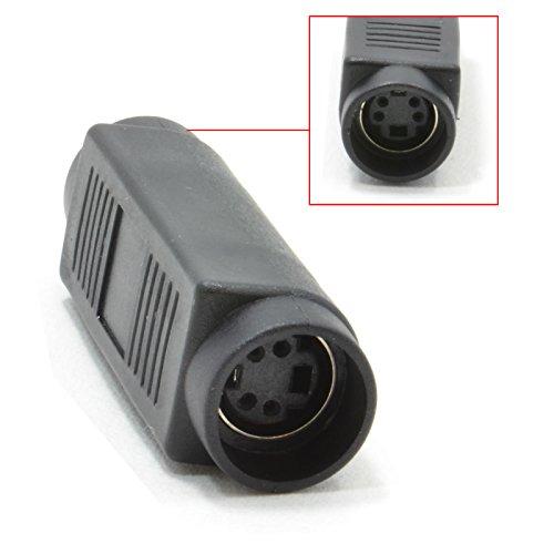 SVHS/S-Video 4 Polig Mini DIN Kupplung Koppler Zum verlängern SVHS Kabel