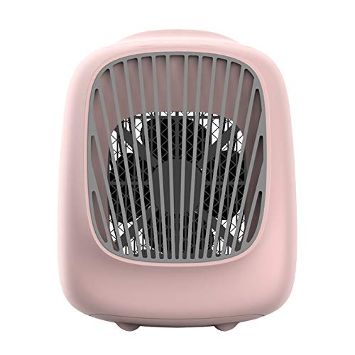 Portable Air Conditioner Fan Mini Space Cooler Personal Air Cooler Quiet Evaporative Cooler Air Humidifier Desktop Humidifier Misting Fan Cooling Fan for Room Home Office