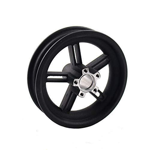 LXHJZ Neumáticos Scooter Movilidad, llanta patín eléctrica Compatible con el Cubo Rueda...