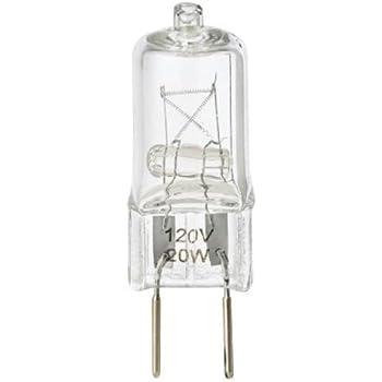Clear Kichler 12090CLR 120V Xenon Replacement Bulb 120V//20W