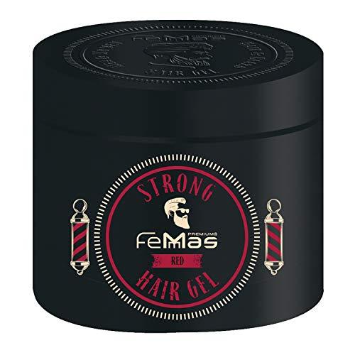 Femmas Haargel Strong Red 600ml Hairgel