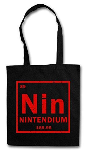 "Urban Backwoods NIN ""J"" Hipster Bag – Sistema periódico de Elementos Tendium..."