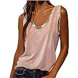Camisas y blusas para mujer con cuello en U estampado, blusa tipo túnica, blusa para oficina