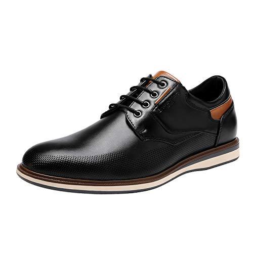 Bruno Marc Men's Black Casual Dress Shoes LG19008M Size 12 M US