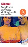 Supplément au voyage de Bougainville - Folio - 18/09/2002