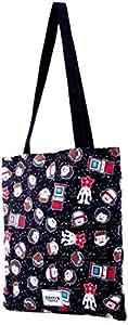 KARACTERMANIA Stranger Things 8 bits-Bolsa de la Compra Shopping Bag, Multicolor