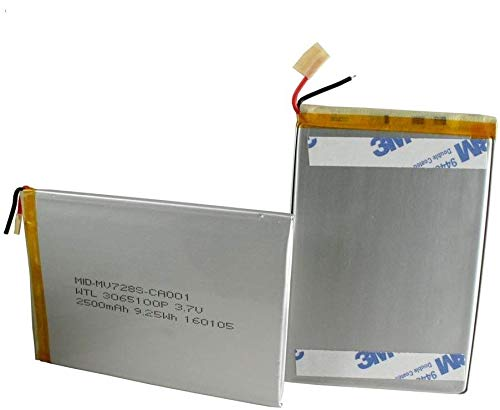 Akku TrekStor SurfTab Wintron 7.0 ST70416-5 - ST70416-6 -