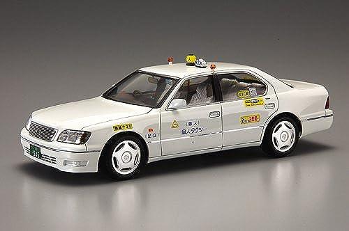 1 24 No.05 UCF21 Celsior taxi driver taxi (japan import)