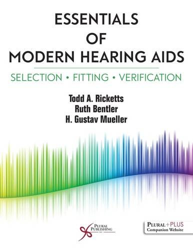Essentials of Modern Hearing Aids: Selection, Fitting, and...