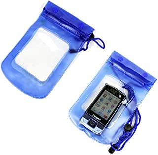 Waterproof Phone Pouch Case for TracFone ZTE Quartz (Set of 2)