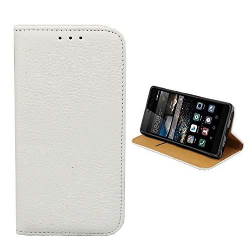 Colorfone Funda Cartera Huawei P9 (Blanca)