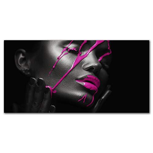 NFXOC Tamaño Grande Decoración del hogar Lienzo Arte de la Pared Impresiones Carteles Impresos Pintura de la Pared Lienzo Giclee Impresión de Fotos Arte (60x120cm Sin Marco