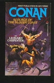 Conan, Scourge of the Bloody Coast (Conan) - Book  of the Conan the Barbarian