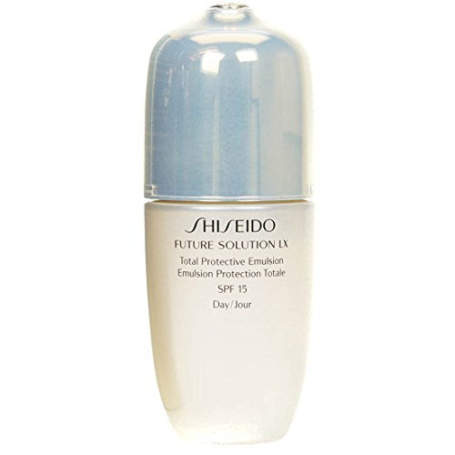 Shiseido Future Solution LX Total Protective Emulsion SPF15, 75 ml