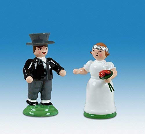 Ellmann Biedermeier Brautpaar Silberne Hochzeit