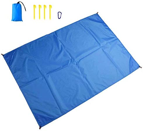 Trustloops Compact Beach Pocket Blanket for Outdoor Camping Hiking Travel Festival Sports Sand product image