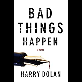 Bad Things Happen audiobook cover art