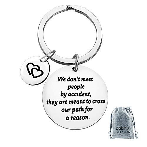 Coworker Leaving Gifts Retirement Jewelry Leaving Goodbye Friendship Memorial Keychain Colleague Farewell Gifts Going Away Gifts for Coworker Colleague Friends Boss