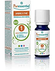 Puressentiel - Huile Essentielle Arbre à Thé - Bio - 100% pure et naturelle - HEBBD - 10 ml