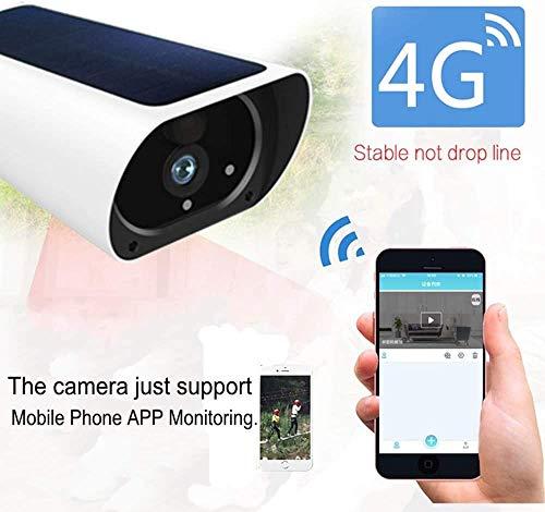 2020 Surveillance Sans Fil Extérieure, De La Camera IP HD Surveillance De De PIR GSM De La batterij 1080P batterij De De Caméra Sécurité audio de Sécurité Audio Extérieure