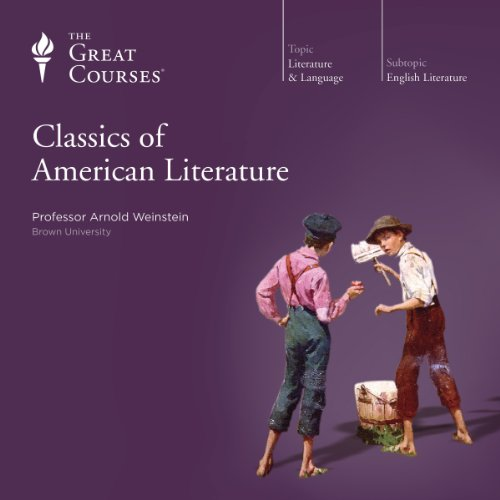 Classics of American Literature cover art