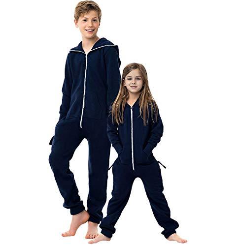Eshal Fashion Kids Unisex Onesie Jumpsuit Meisjes Pyjama Jongens Zachte Slaappak Geschenken voor Kinderen Slaap Draag Alle in een Playsuit
