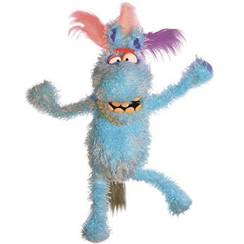 Living Puppets WS677 Horst Pferdinand Handpuppe, Blau