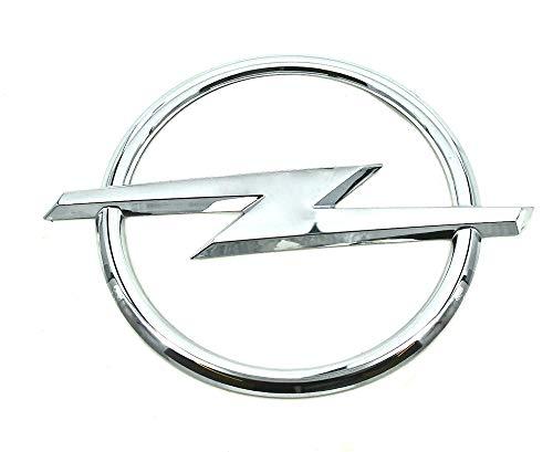 Accesorio Original GM Opel logotipo/Emblema porton trasero Opel Astra H desde año...
