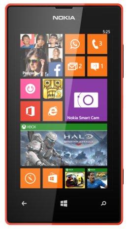 Nokia ノキア Lumia 525 orange オレンジ SIMフリー 並行輸入品