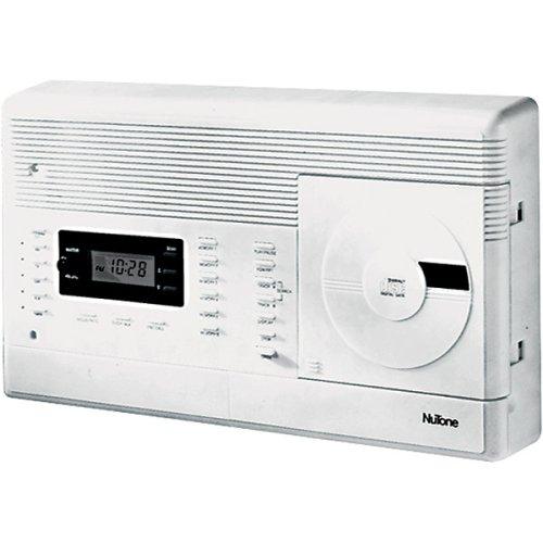 whole house intercom systems NUTONE IMA4406WH Whole House Intercom System with Am/fm and CD Player