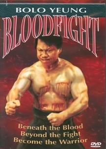 DVD Bloodfight Book