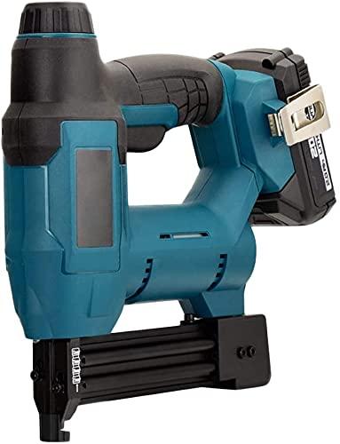 QYK -Engrapadora de batería de Litio de 2000 mAh, gatillo de Seguridad,...