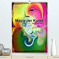 Magie der Kunst von Nico Bielow (Premium, hochwertiger DIN A2 Wandkalender 2022, Kunstdruck in Hochglanz): Entfliehen sie dem Alltag und tauchen mit diesem Kalender in die Magie der Kunst ein. (Monatskalender, 14 Seiten )
