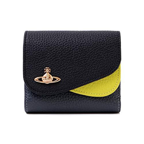 VivienneWestwood(ヴィヴィアン・ウエストウッド)『ダブルフラップ二つ折り財布(3318T52)』