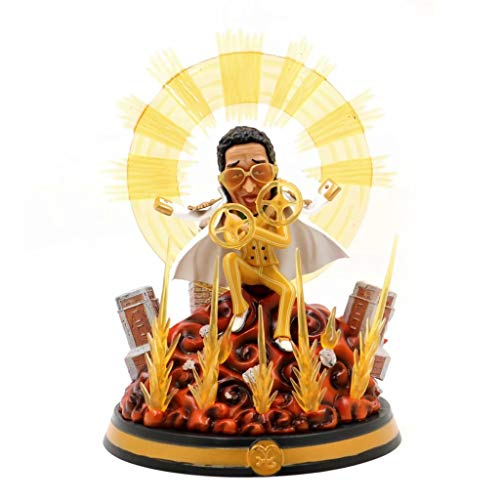 Yuxunqin One Piece Borsalino Character Figure One Piece Borsalino Animated Character Model Statue