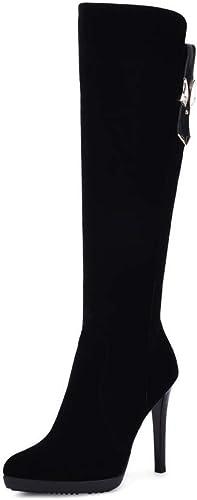 1TO9 MNS03378, Sandales Compensées Femme - Noir - - Noir, 36.5  envoi gratuit dans le monde entier