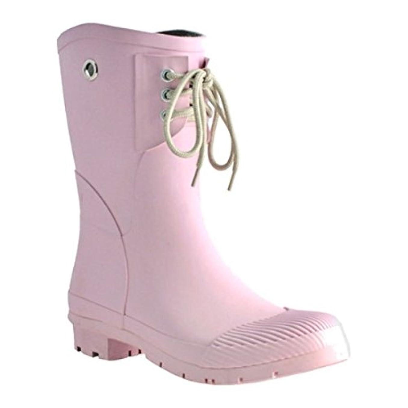 哺乳類デザイナー裁判所(ノマド) Nomad レディース シューズ?靴 ブーツ Kelly B Rain Boot [並行輸入品]