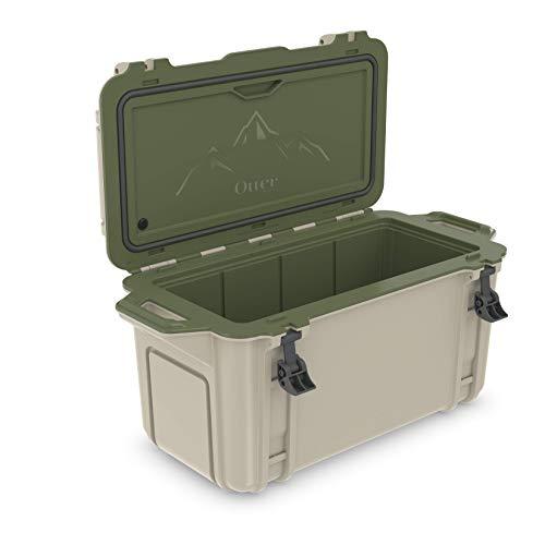 OtterBox Venture Cooler 65 Quart - Ridgeline (Tan/Green)
