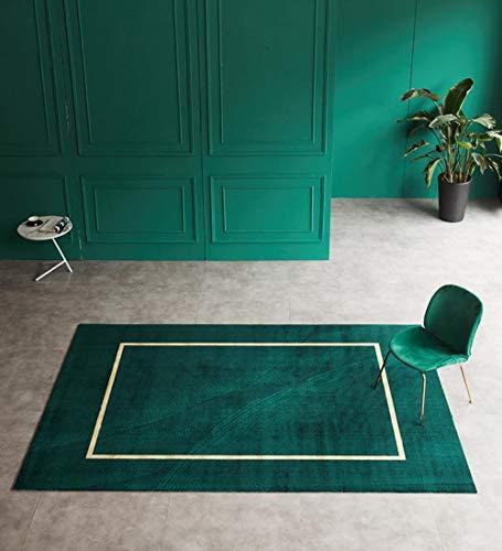 CMwardrobe Tappeto Moderno Salotto Camera da Letto Sala da Pranzo Area Rugs Rettangolo Geometrico...