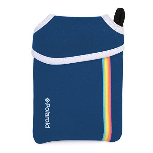 Polaroid PL-SNAPNPBL - Custodia protettiva e borsa per fotocamera, colore: blu