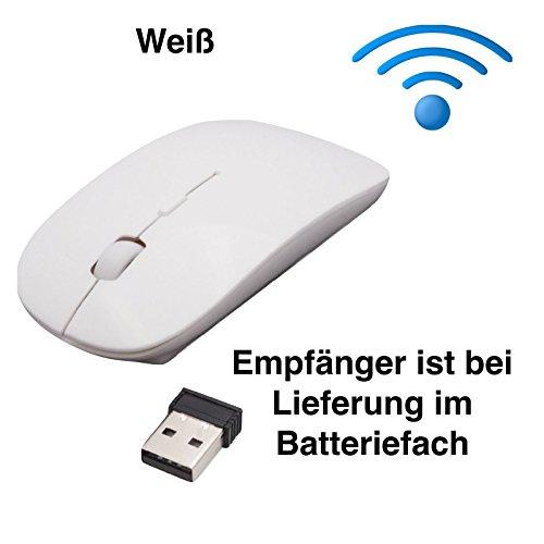 T:A draadloze USB muis PC draadloze muis computer laptop notebook draadloze muis 2,4 GHz zwart wit