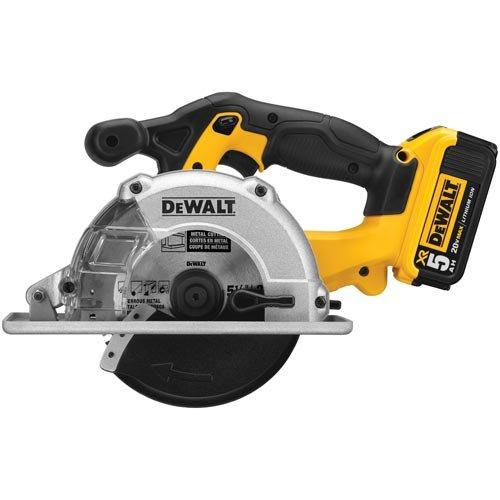 DEWALT 20V MAX 5-1/2-Inch Circular Saw Kit (DCS373P2)