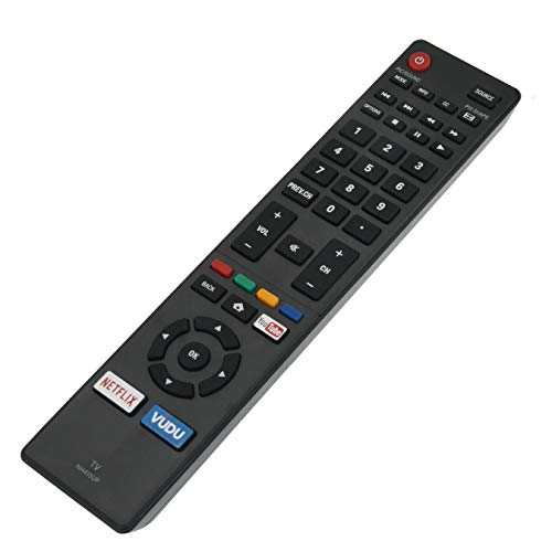 AIDITIYMI NH415UP Remote Control Replace for Sanyo LCD TV FW50C85T FW50C36F FW50C78F FW65C78F FW55C78F FW43C46F FW55C46F