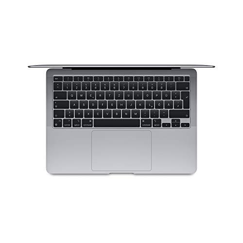 2020 Apple MacBook Air mit Apple M1 Chip (13, 8GB RAM, 256 GB SSD) - Space Grau