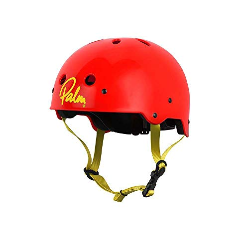 2017 Palm AP4000 Helmet Red 11841 Size - - Small