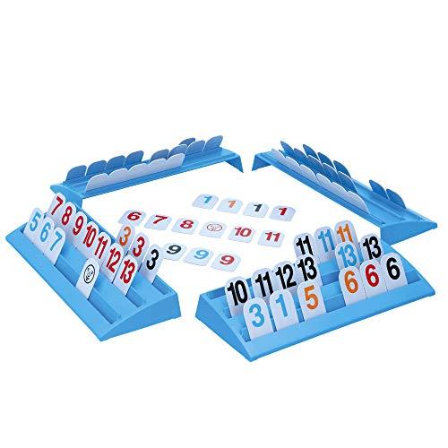 ColorBaby - Juegos de mesa Rummy CB Games (49038)
