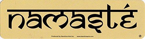 Peace Project Namaste - Autocollant (LS63)