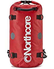 Northcore Surfing and Watersports Accessories - Mochila Dry Bag de 40 litros - Rojo - Impermeable Resistente al Agua