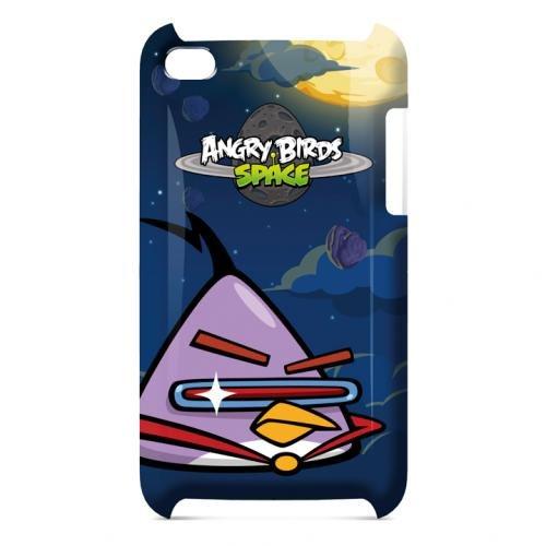 Gear4 Angry Birds Space Schutzhülle für Apple iPod Touch 4 Lazer Vogel