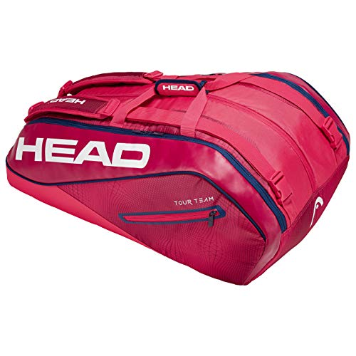 Head Tour Team 12R Monstercombi, Borsa per Racchetta Unisex Adulto, Altro